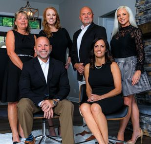 The members of Signature Realty Group